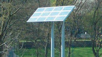 Gelligaled Solar Powered CSO (2004)