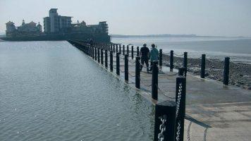 Weston-super-Mare Sea Defences (2008)