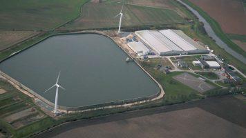 Loftsome Bridge WTW  - Wind Energy Scheme (2009)