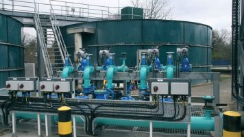 Three Valleys Water - Sludge Treatment & Handling (2009)