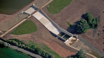 Ulley Reservoir Rehabilitation Scheme (2011)