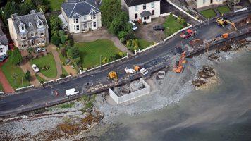 Ardbeg & Port Bannatyne Sewerage Scheme (2012)