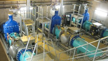 Bristol Water AMP5 UV Schemes (2012)