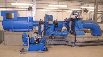 Hydropower Generating Scheme (2012)