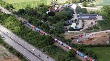 Abberton Pipeline Project (2013)