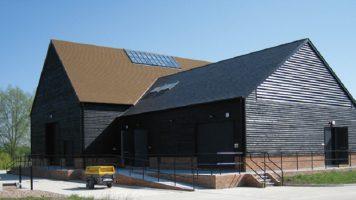 Abberton Scheme - Wormingford Pumping Station (2013)