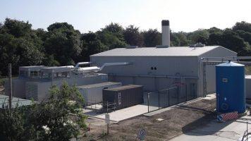Esholt WwTW - Bio-Energy Installation (2013)