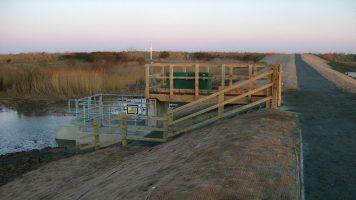 Minsmere Flood Risk Management Scheme (2013)