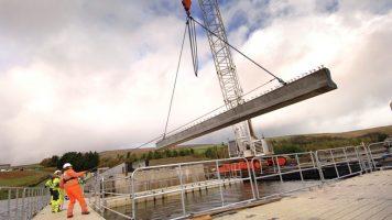Baitings Gate Bridge Refurbishment (2015)