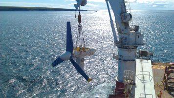 Tidal Energy Converter - Phase 2 (2015)
