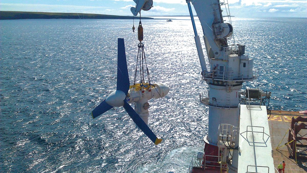 Tidal Energy Converter – Phase 2 (2015)