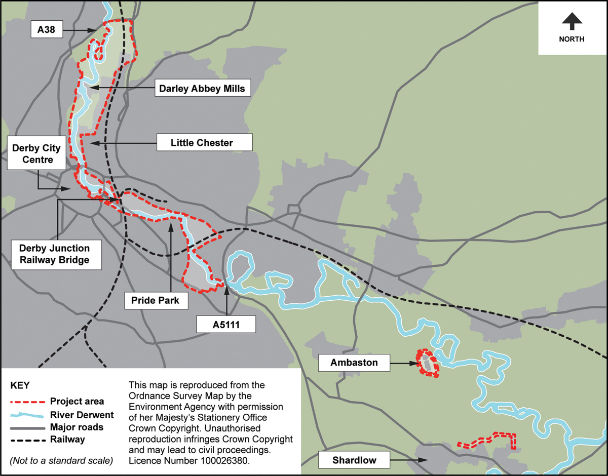 Derby Flood Prevention Scheme (2016)