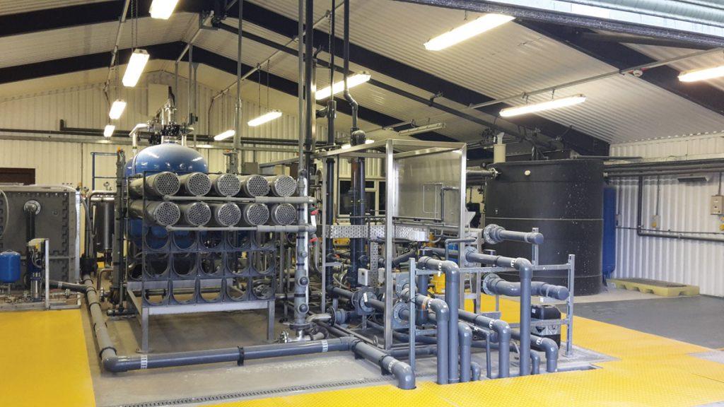 Scottish Water Development Centres (2016)