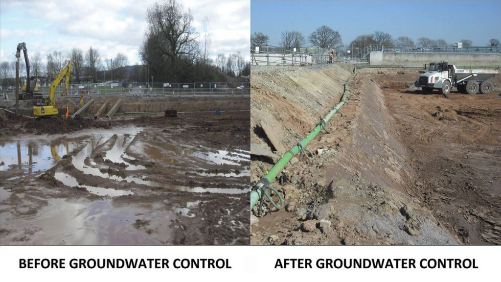 Management of Groundwater Risks to the Water Industry (2016)