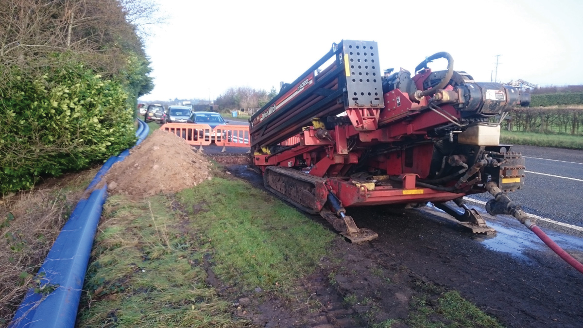 Carland to Cookstown Strategic Link Main (2016)