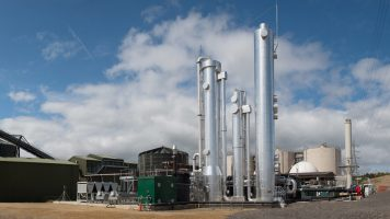 Howdon STW - Biogas Upgrading Project (2016)