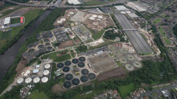 Davyhulme Biomethane Utilisation Project (2016)
