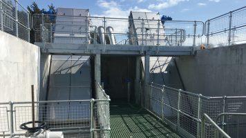 Bynea Sewage Pumping Station (2017)