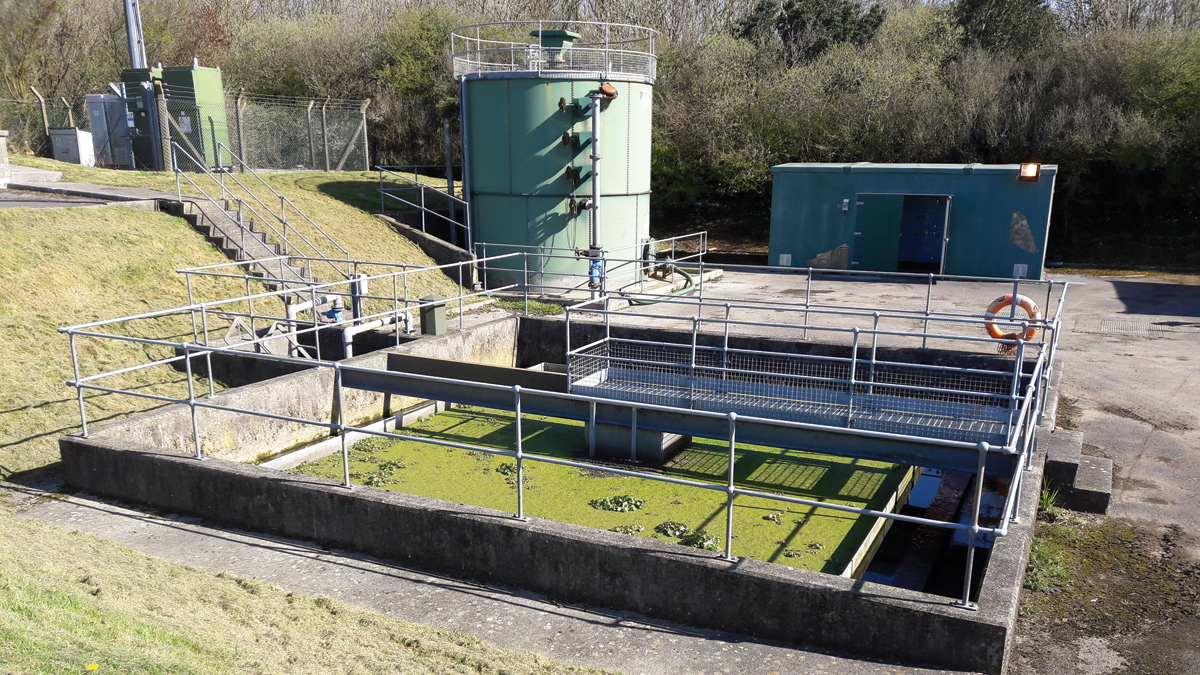 DCWW Wastewater Treatment Works Rationalisation (2017)
