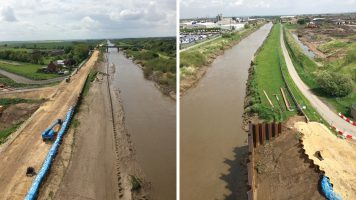 Chantry Cottages Flood Defence Scheme (2017)