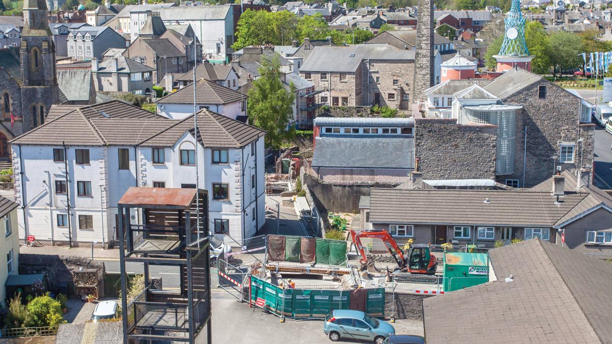 Town Beck (Ulverston) Flood Alleviation Scheme (2017)