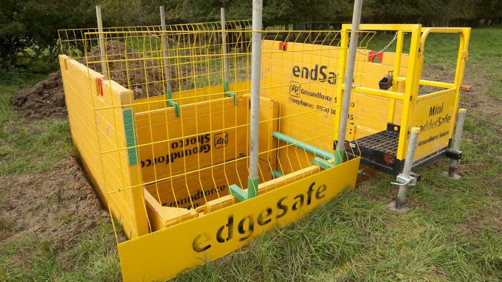 EndSafe and EdgeSafe panels for reception pits (2017)
