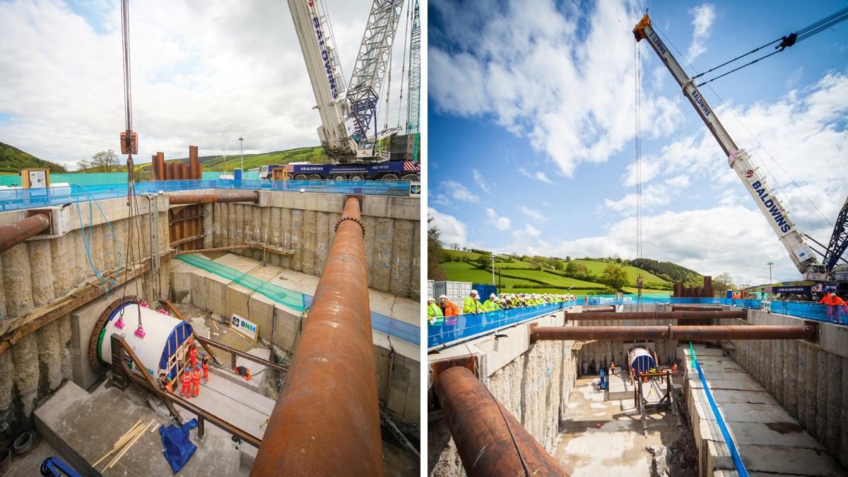 Birmingham Resilience Project – Elan Valley Aqueduct (Bleddfa) (2017)