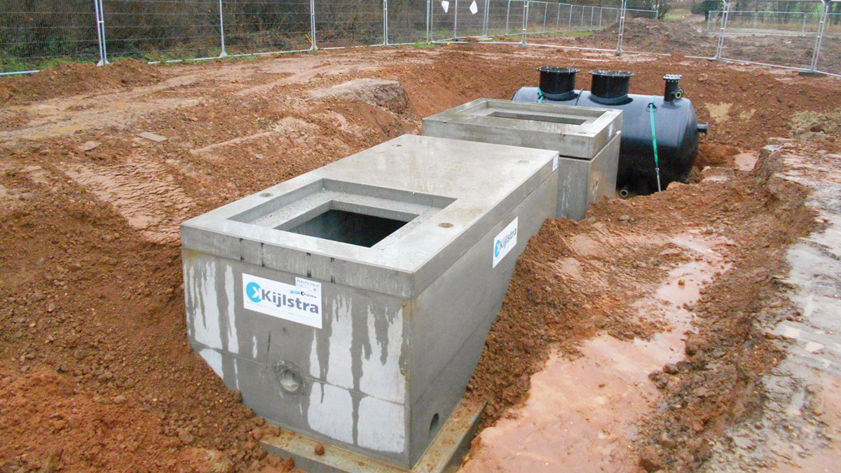 Salford Priors S101a – First Time Sewerage Scheme (2017)