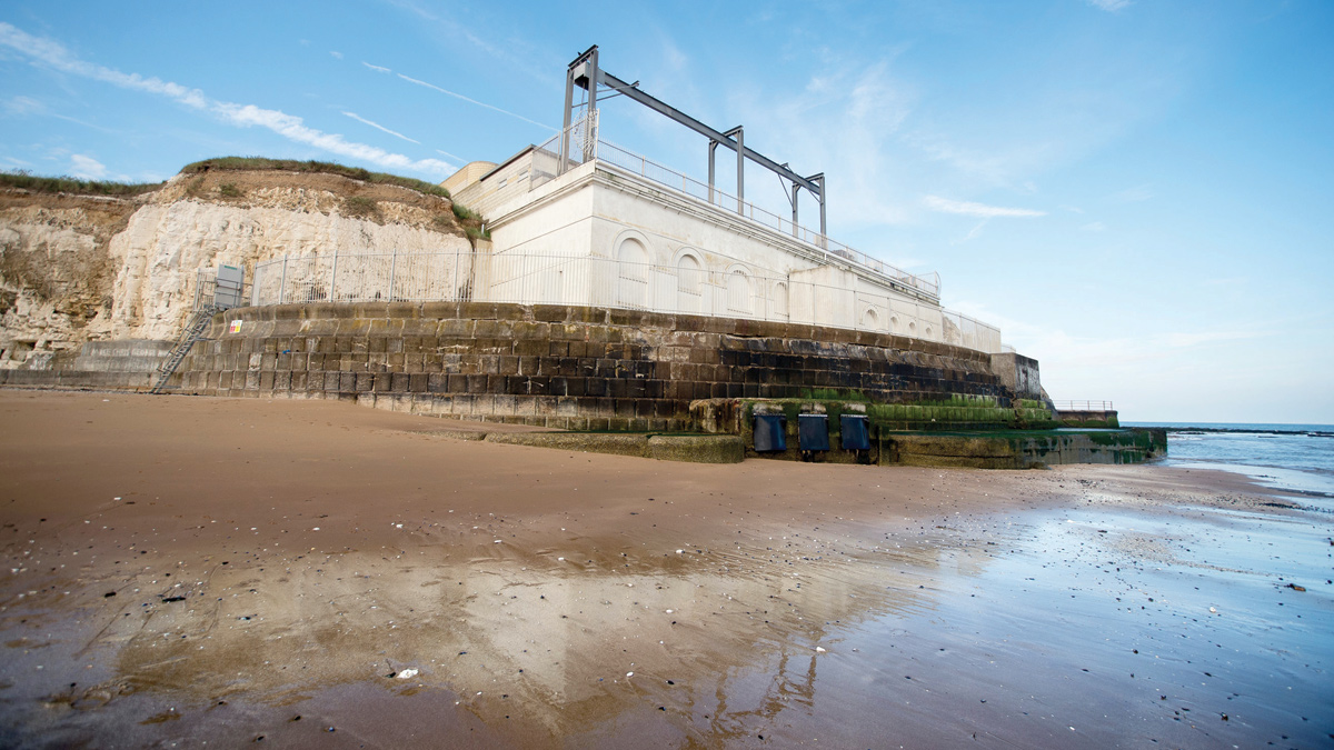 Margate & Broadstairs Wastewater Pumping Stations (2017)