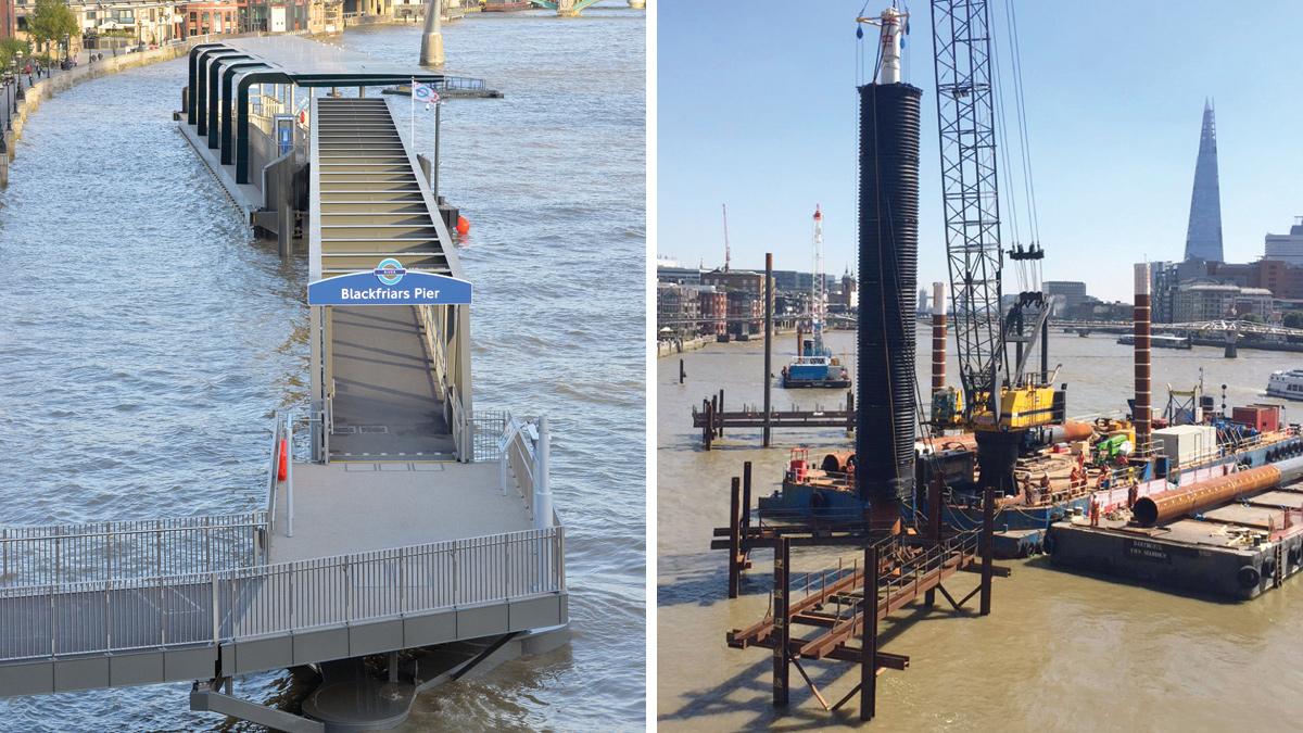 Thames Tideway Tunnel – Vessel Relocation (2017)