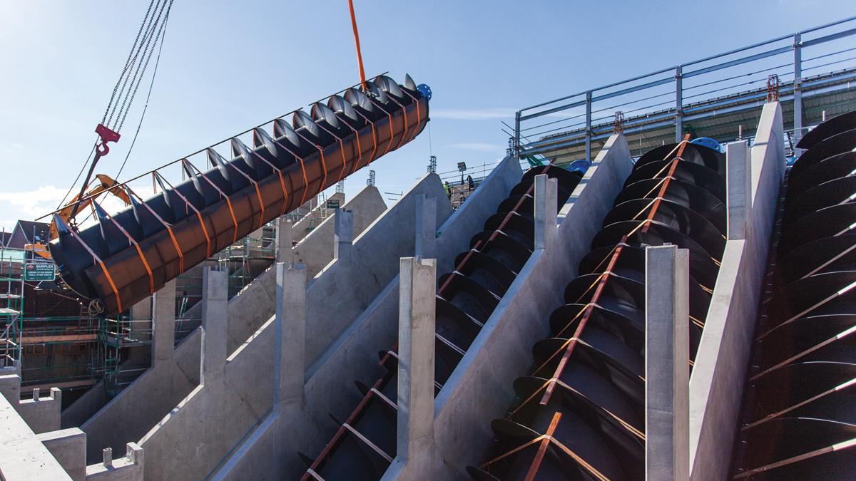 Bransholme Surface Water Pumping Station (2017)