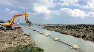 Wheatcroft Long Sea Outfall (2017)