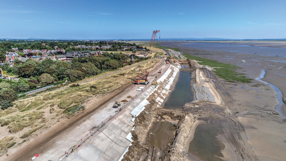 Fairhaven to Church Scar Coastal Protection Scheme (2018)