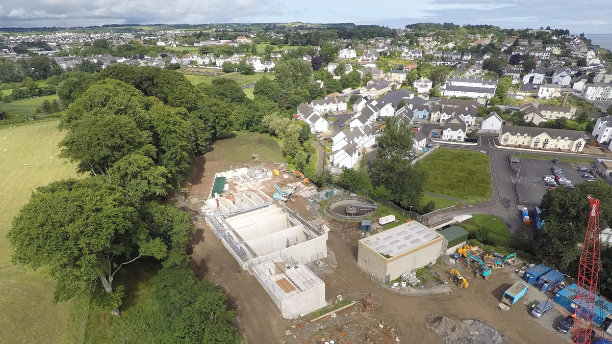 Ballycastle Wastewater Project (2018)