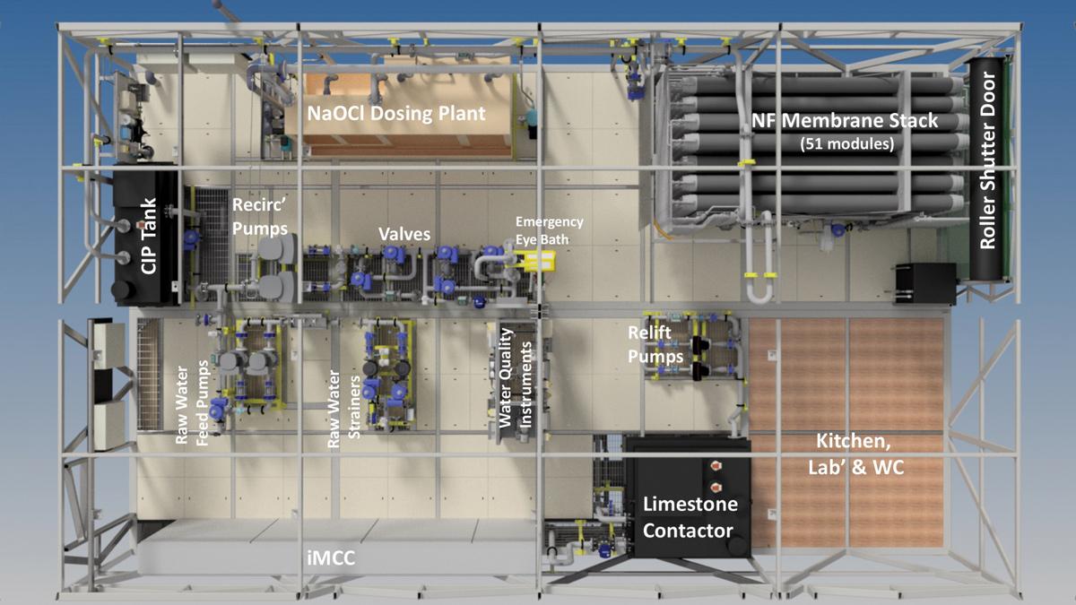 Lochaline Water Quality Upgrade Project (2018)