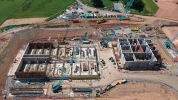 Birmingham Resilience Project - Frankley Treated Water Project (2018)