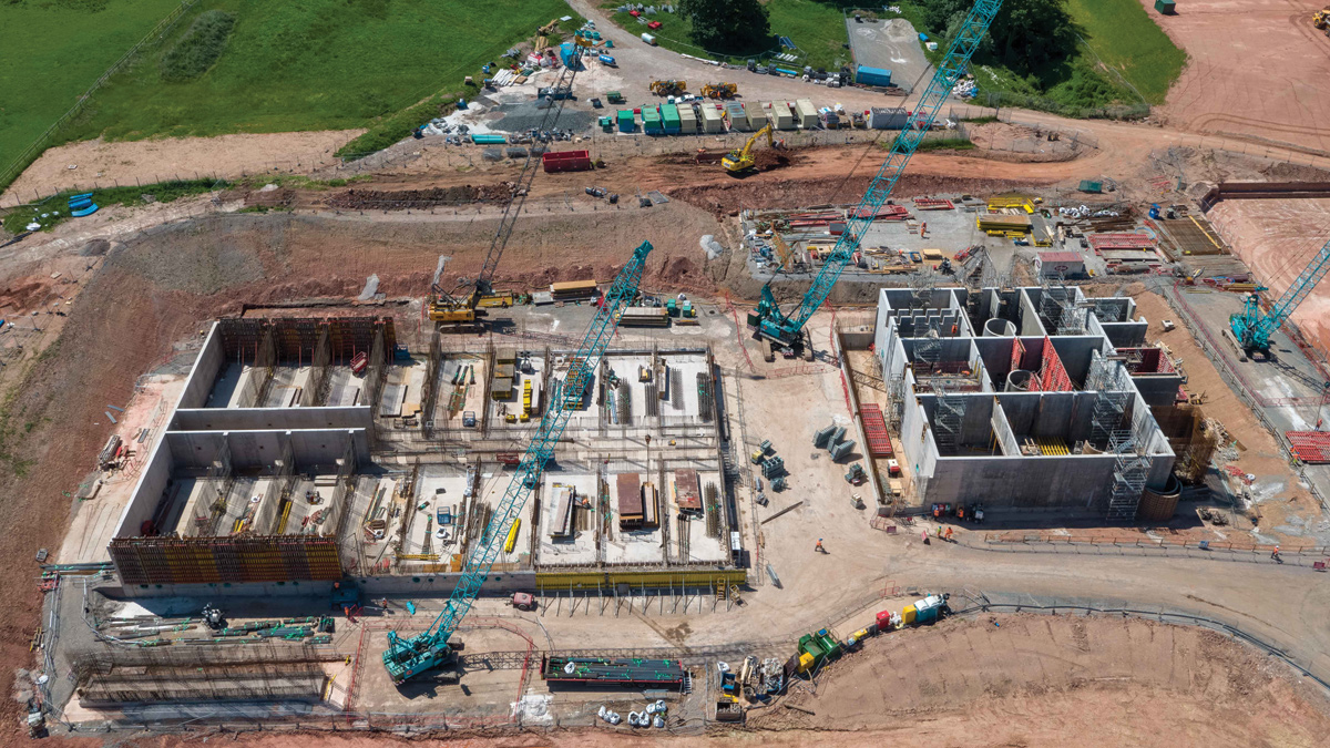 Birmingham Resilience Project – Frankley Treated Water Project (2018)