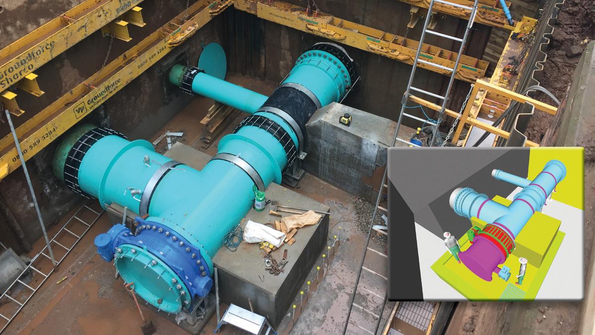 Melbourne High Lift Pump Sump Bypass (2018)