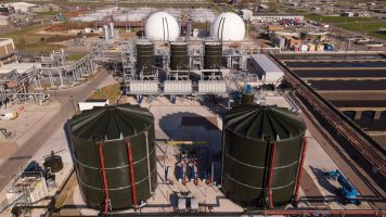 Minworth Thermal Hydrolysis Plant (2018)