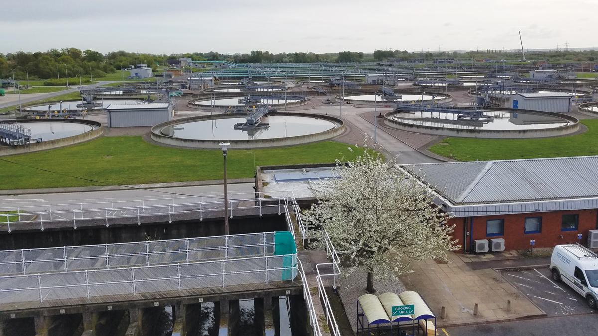 Minworth STW – ICA Enablers Scheme (2018)