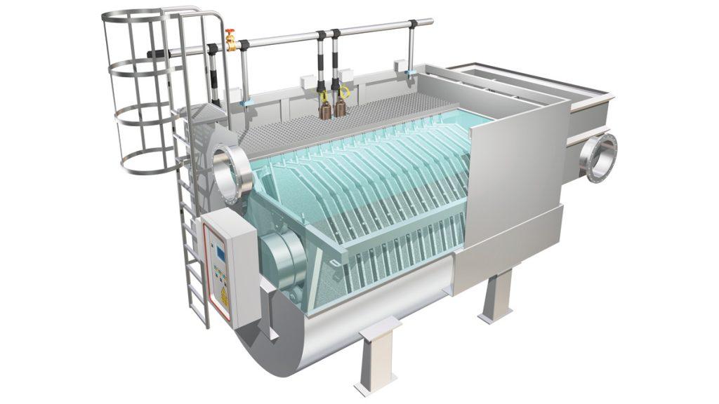 MITA Cloth Filtration Tertiary Treatment (2018)