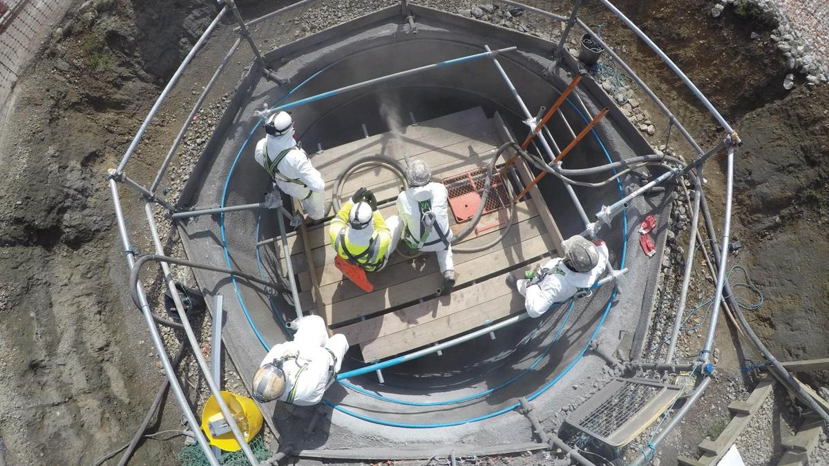 Bournemouth CIS Tunnel Renovation (2018)