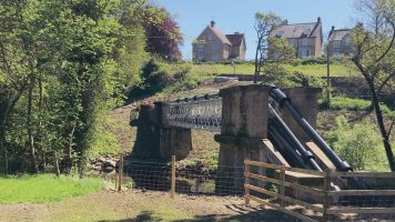 Cotherstone Pipe Bridge & Mains Refurbishment (2019)