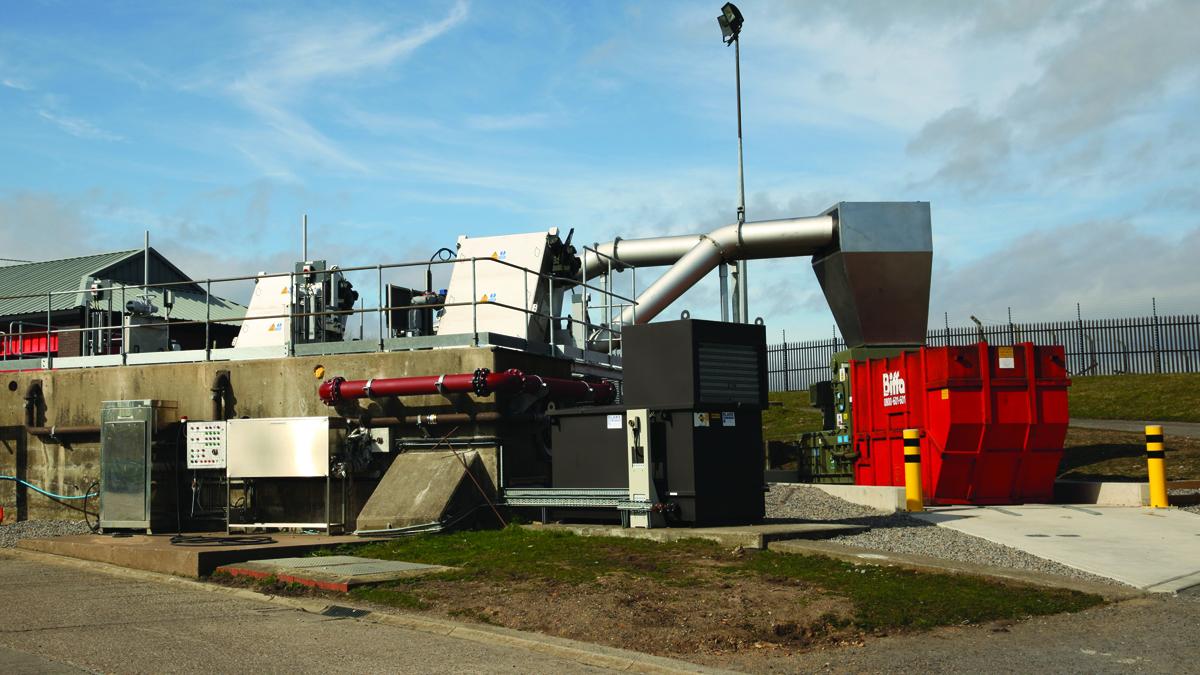 Seaham STW – Inlet Works Upgrade (2019)