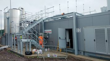 Coleshill FWAD Biomethane Scheme (2019)