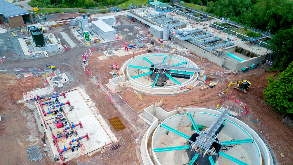 Finham STW Activated Sludge Plant (2019)