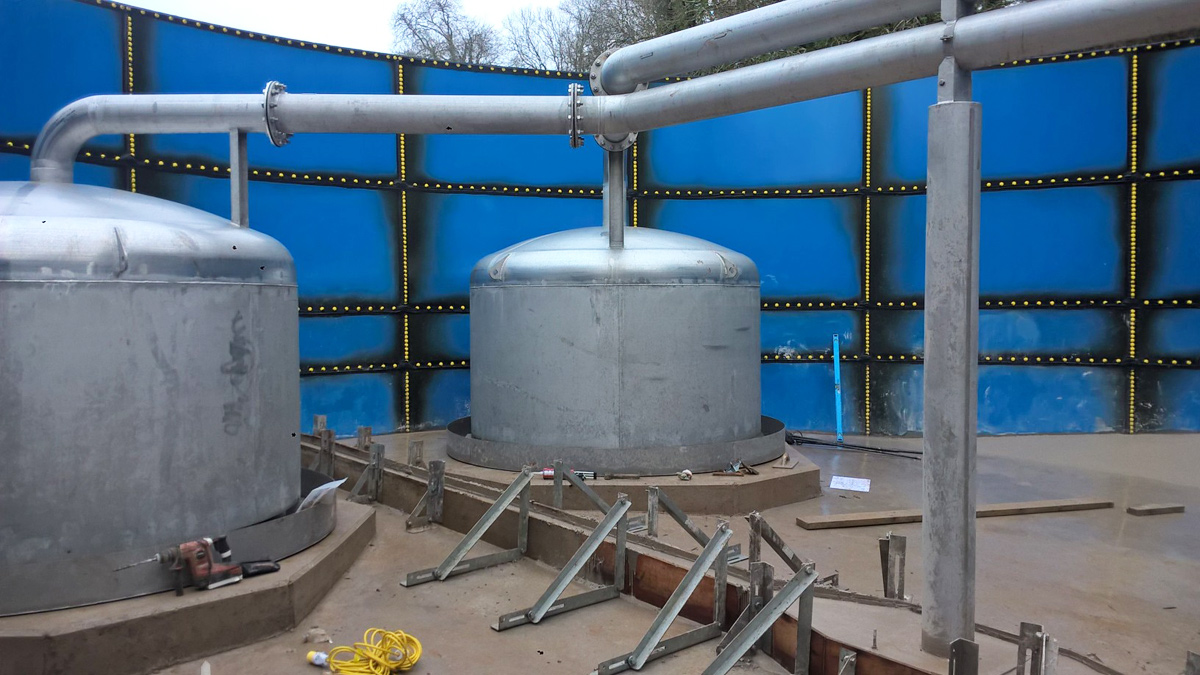 Kiln Road Sewage Pumping Station (2019)
