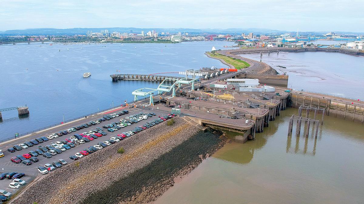 Cardiff Bay Barrage – Access Hatch Solutions (2019)