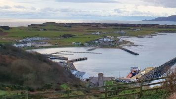 Rathlin Island Borehole Project - Ion Exchange Plant (2020)