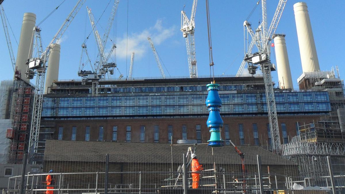 Battersea Shaft Pumping Station (2020)